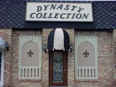 Welcome to Dynasty Collection. Where the most beautiful king crowns, queen crowns, crowns, tiaras and sceptors are made!